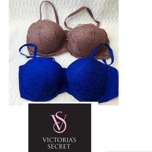 Victoria's secret bra.  2-piece bundle